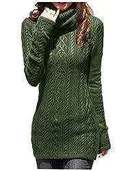 Image of v28 Women Polo Neck Knit...: Bestviewsreviews