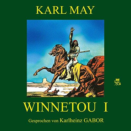 Winnetou I audiobook cover art