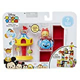 Tsum Tsum Fun At The Movies Basic Display Playset, Blue, One Size
