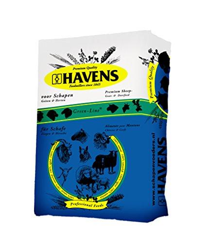 Havens Schaf Konditions-Pellets 25 kg (Allroundpellets)