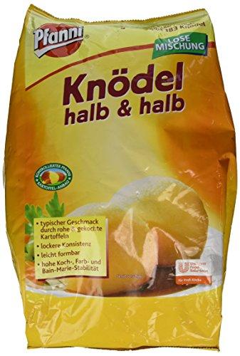 Pfanni Knödel halb und halb 5 kg, 1er Pack (1 x 5 kg)