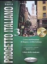 Nuovo Progetto Italiano / Libro Dello Studente 3 by Telis Marin (2008-05-28)