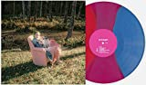 Crush On Me: Biconic Edition - Exclusive Club Edition Grimace Purple & Royal Blue Tri Striped Magenta Colored Vinyl LP #/300