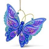 Hallmark Keepsake 2017 Brilliant Butterflies Christmas Ornament