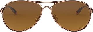 Women's OO4079 Feedback Aviator Metal Sunglasses