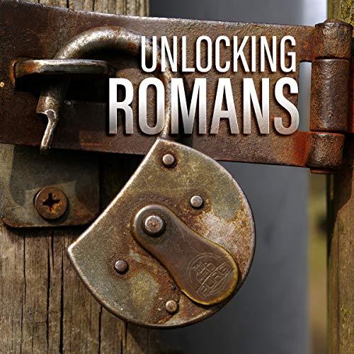 『Unlocking Romans』のカバーアート