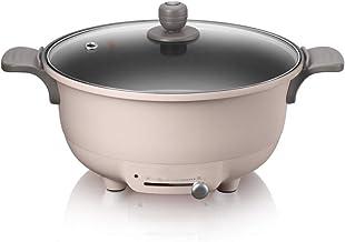 DYXYH Électrique Hot Pot Pot multi-fonction des ménages Pot Plug In électrique de cuisson Wok électrique Pot Petit Cuisini...