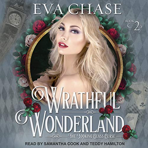 Wrathful Wonderland audiobook cover art