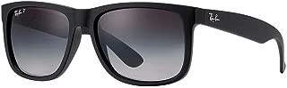 Óculos de Sol Ray Ban Justin Polarizado RB4165L 622/T3-57