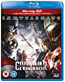 Captain America: Civil War (3D) [Italia] [Blu-ray]