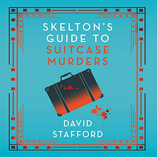 『Skelton's Guide to Suitcase Murders』のカバーアート