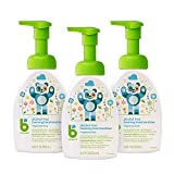 Babyganics Alcohol-Free Foaming Hand Sanitizer, Pump Bottle, Fragrance...