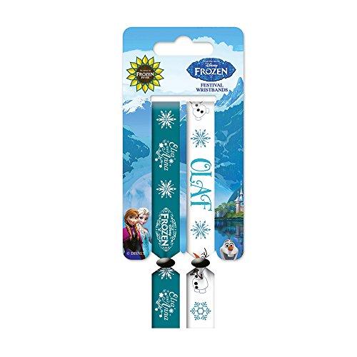 Disney Frozen Olaf avec Anna et Elsa Festival Bracelet