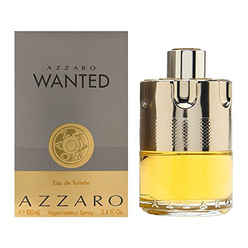 Azzaro Wanted by Azzaro Eau De Toilette For Men 100ml