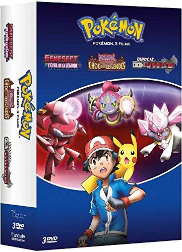 Coffret Pokemon : Films 16 à 18 [Édition Limitée]