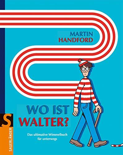 Wo ist Walter?: Das ultimative Wimmelbuch