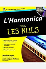 L'harmonica pour les nuls + cd offert (French Edition) Paperback