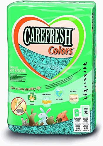 Carefresh Lit coloré, Bleu, 50 l
