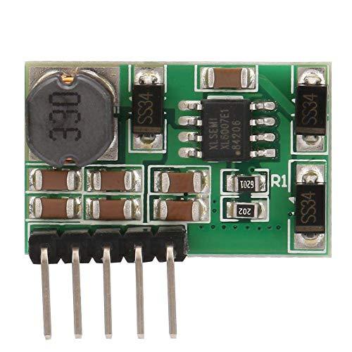 DIANLU26 Adaptador de módulo de fuente de alimentación DC-DC para ADC-DAC Amplificador operacional, bus RS232 RS485 RS422, fuente de alimentación LCD, convertidor de paso (5 V) Rendimiento estable