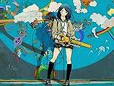 Lulcly Puzzle 1000 Piezas Adultos Chica De Motosierra De Anime Madera Regalos Educativos De Bricolaje Para Niños Pieza Póster