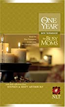 The One Year New Testament for Busy Moms NLT (Softcover)