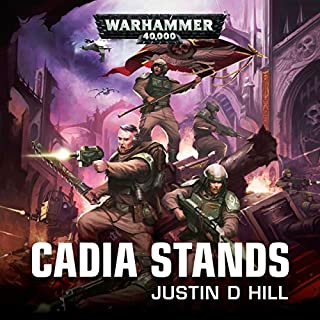 Cadia Stands cover art