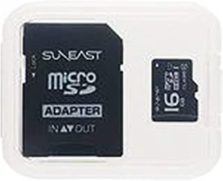 SUNEAST サンイースト マイクロSD microSDHCカード microsd 16GB Class10 UHS-I対応 (最大転送速度95MB/s) 1年保証 (国内正規品)