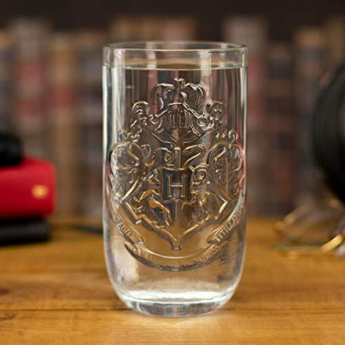 Paladone PP4952HP - Bicchiere a forma di Harry Potter, stile Wizarding World, multicolore, 14 x 10 x 10 cm