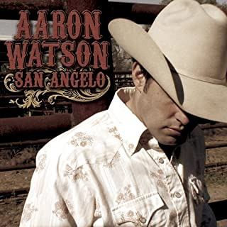 San Angelo by Watson, Aaron [Music CD]