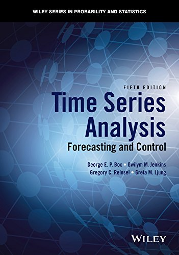 Time Series Analysis: Forecasting and Control (Wiley Series in Probability and Statistics) (English Edition)