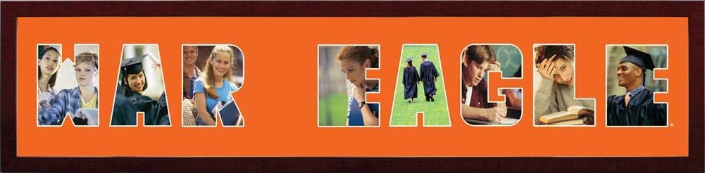 Landmark Don't miss the campaign Publishing Auburn Cheap University Tigers h Collage Frame 8