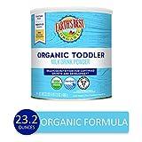 Earth's Best Organic Toddler Milk Drink Powder, Natural Vanilla, 23.2 oz.
