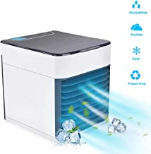 portable mini evaporative air cooling fan