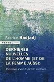 Dernières nouvelles de l'homme (et de la femme aussi) - Editions Tallandier - 05/09/2019