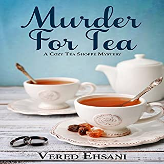 Murder for Tea cover art