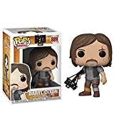 Funko Pop Television : The Walking Dead - Daryl Dixon (Season 9) 3.75inch Vinyl Gift for Zombies Tel...