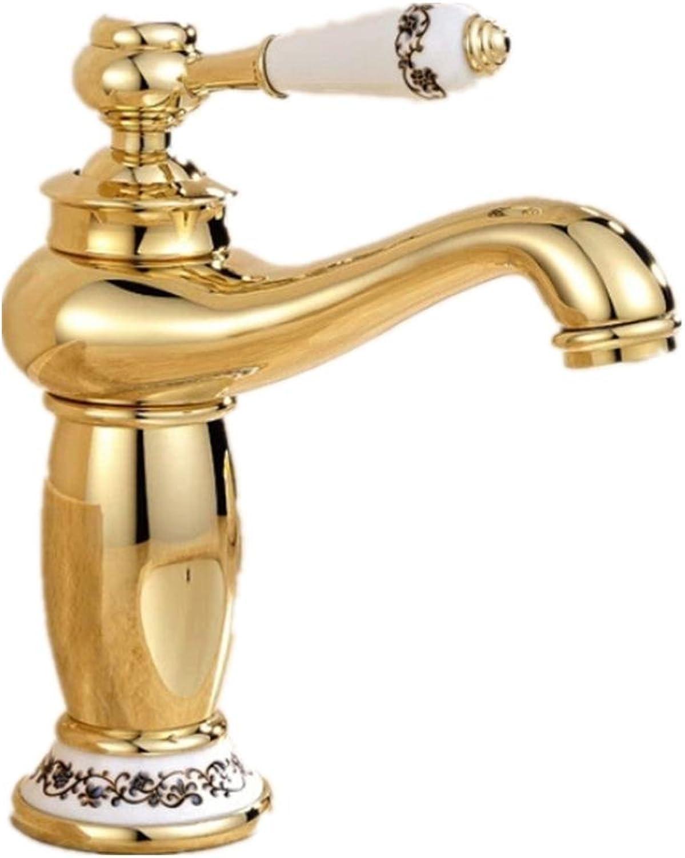 HETAO bathroom taps all copper heightening faucet heightening basin faucet faucet sinks