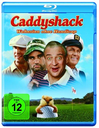 Caddyshack - Wahnsinn ohne Handicap [Blu-ray]