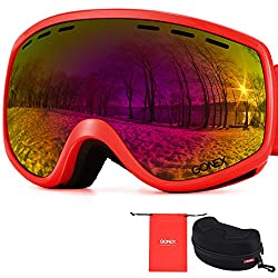 best kids ski goggles 13