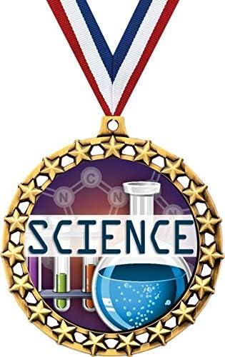 Science Medal 2 1 2