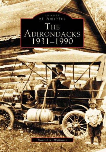 Adirondacks New York Travel Books