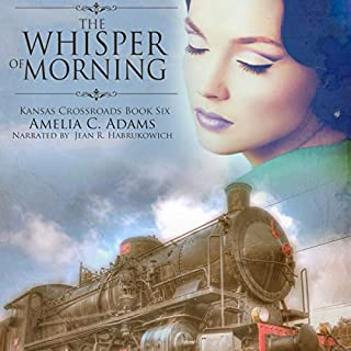 The Whisper of Morning audiobook cover art