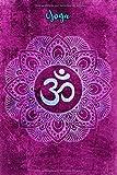 Yoga: Libreta ideal para los amantes del yoga. 110 páginas con rayas suaves. (#3)