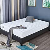 <span class='highlight'><span class='highlight'>LANKOU</span></span> Memory Foam Mattress, Avenco 9.4 Inch Mattress in a Box, Premium with SGS Certified Foam for Supportive, Pressure Relief & Cooler Sleeping, Medium Firm Feel 10 Years Warranty