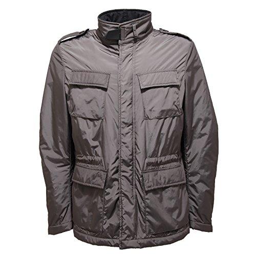 DONDUP 63499 Giubbotto Floy Giacca Giaccone Uomo Jacket Men sahariana [46]