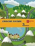 Ciencias sociais. 3 Primaria. Celme - 9788498545166...