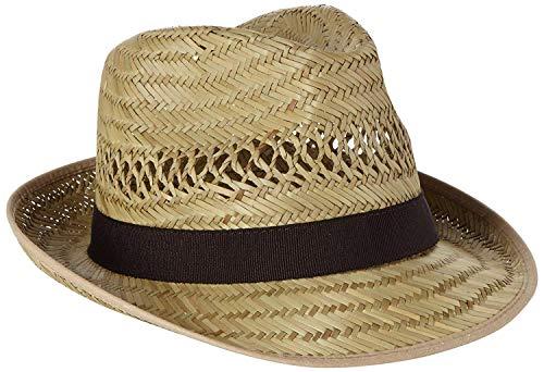Mount Hood Denver - sombrero de fieltro Unisex adulto, Beige (marrón), Small