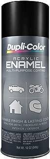 VHT DA1603 Semi-Gloss Black 12 Ounce Dupli-Color Premium Enamel