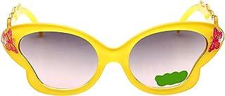 B Blesiya 子供 屋外 サングラス ガールズ ファッション眼鏡 ちょうのスタイル ファッション小物 UV400