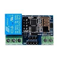 Biuuu 12V ESP8266 2Bit WIFIリレーIOTインテリジェントホームモバイルAPPリモートコントロール